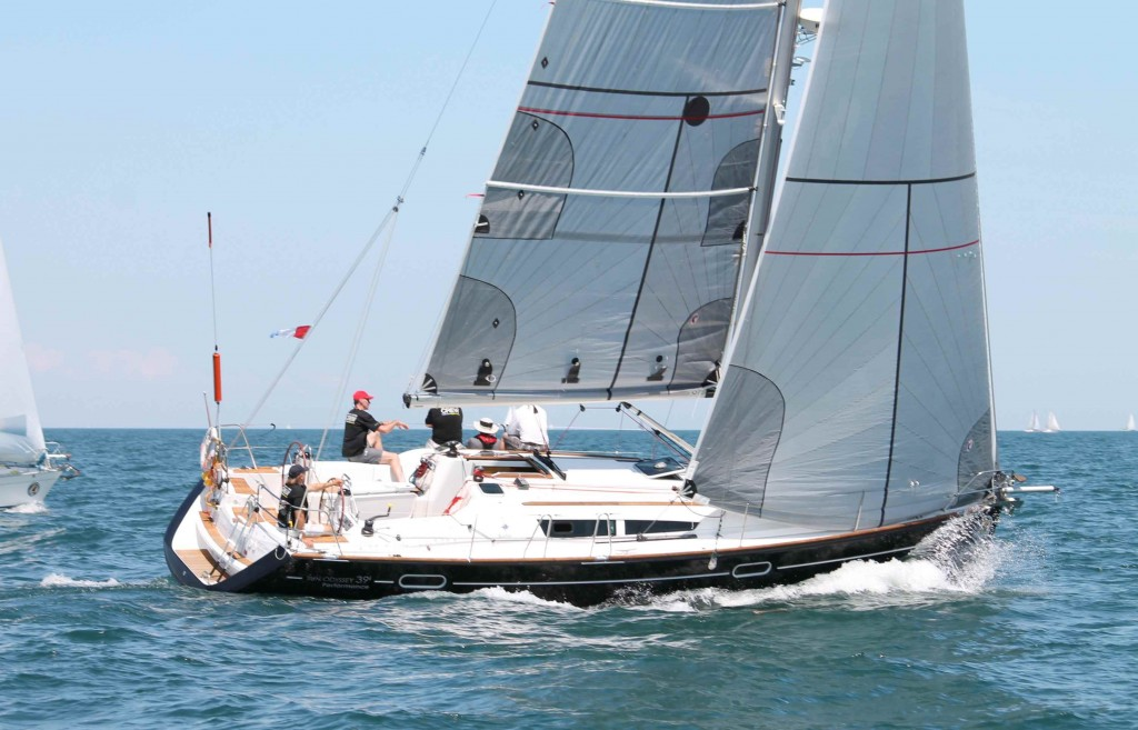 Jeanneau 39i Performance sails