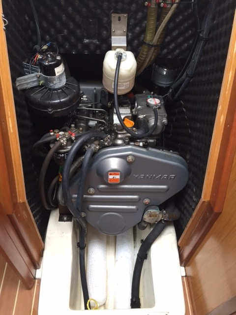 Yanmar 40 Horse Power