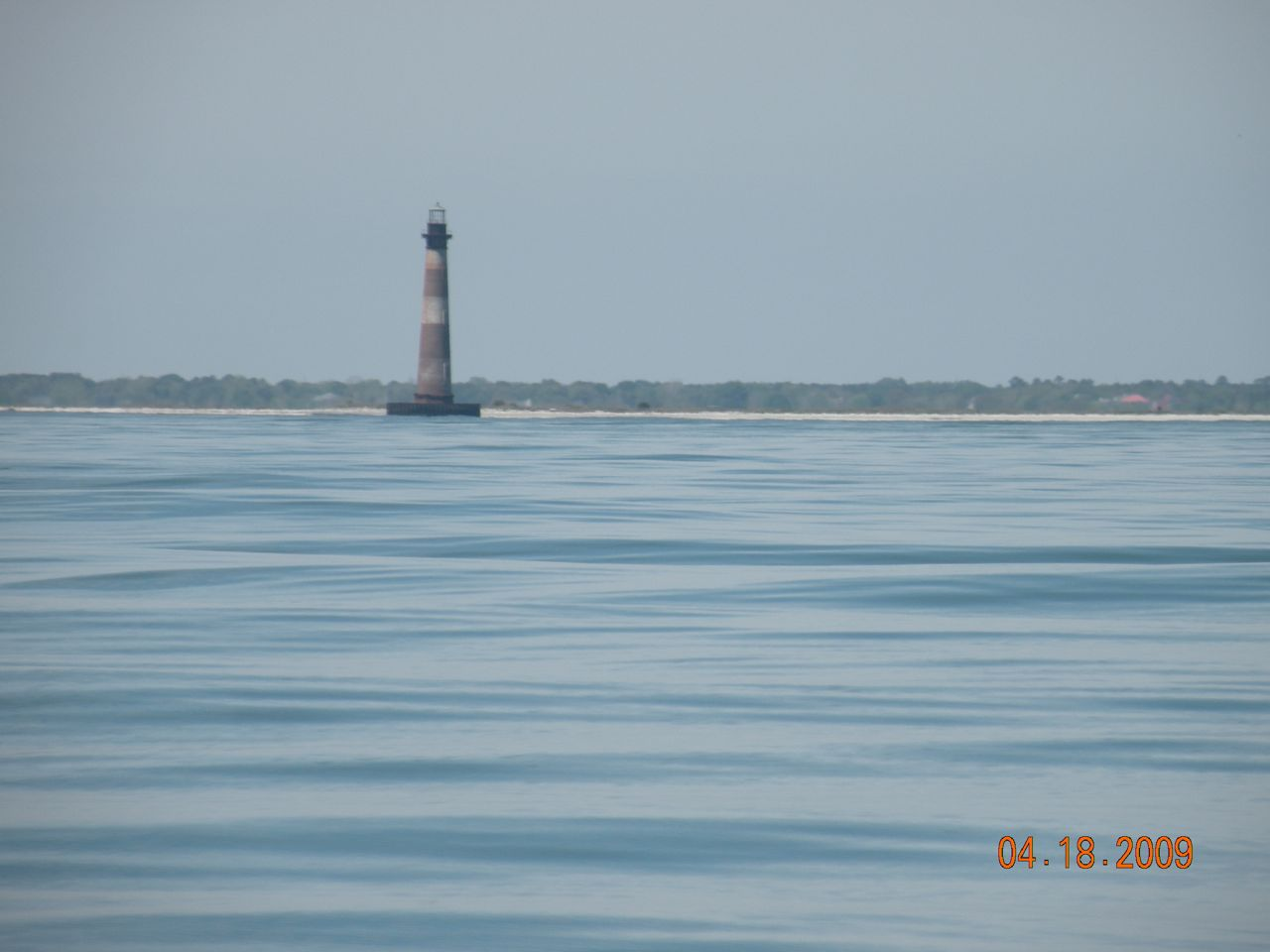 Charleston Light House - (c) Copyright 2009