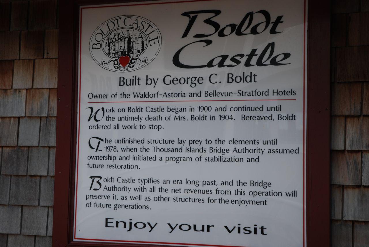 Boldt's Castle on Heart Island in the Thousand Islands ... | 1280 x 857 jpeg 139kB