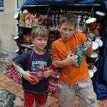 Kids in the Market