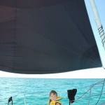 Alex Spinnaker Sailing