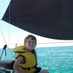 Alex Spinnaker Sailing