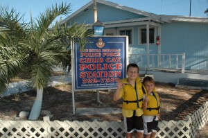 Chubb Cay Police Station