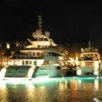 Atlantis Marina by Night!