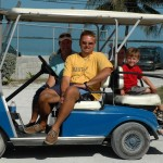 Golf Carts on Bimini