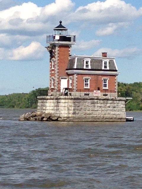 Light House on the Hudson.