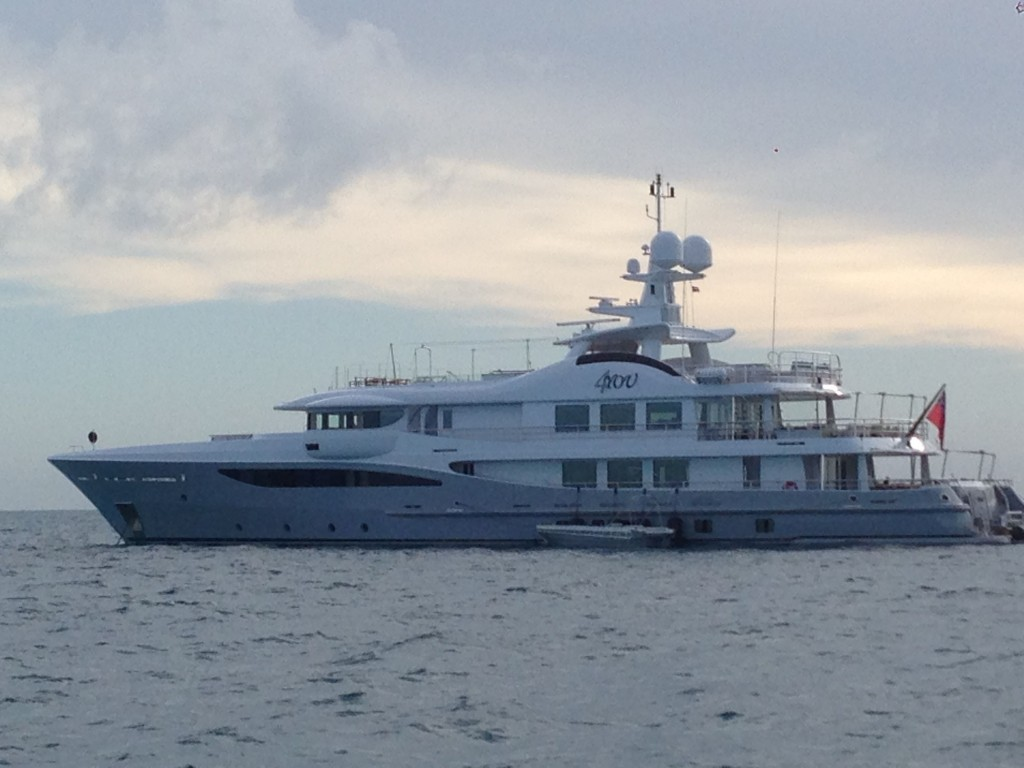 4YOU, 240 ft Mega Yacht